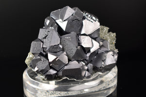 Galena from Krushev Dol Mine, Madan Ore Field, Bulgaria