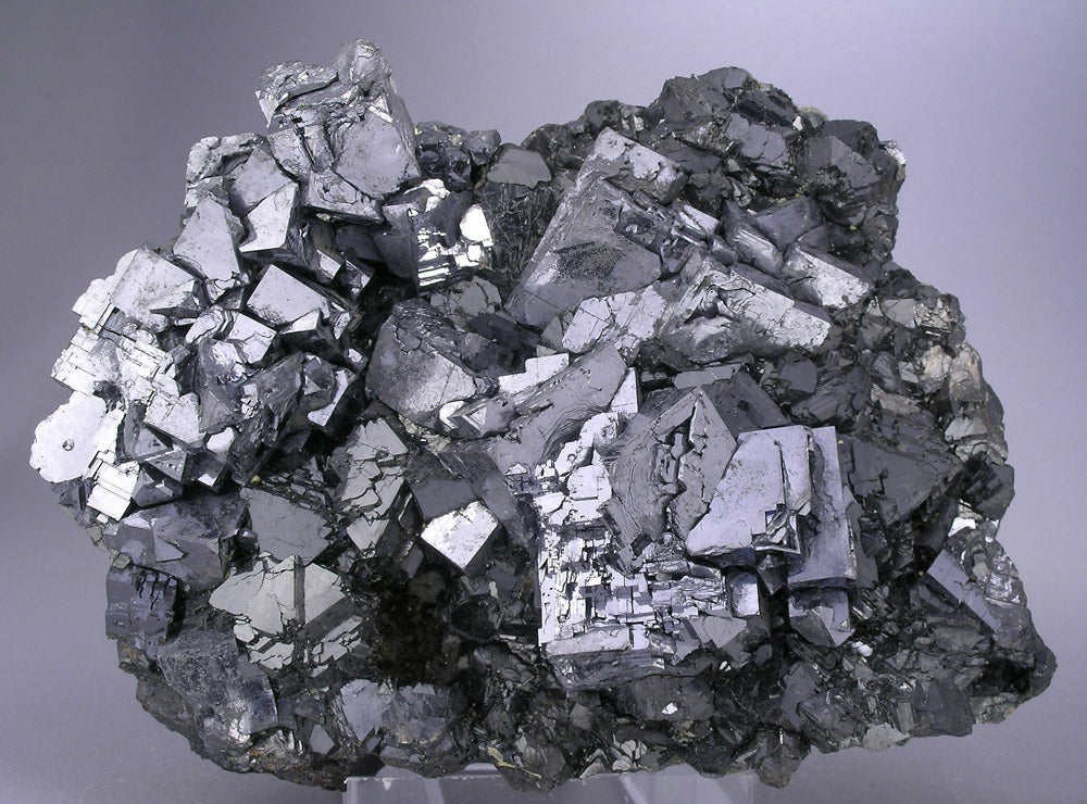 Galena from Animon Mine,  Huaron District, Peru