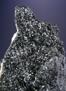 Hematite from Mont-Roc Mine, Tarn, Midi-Pyrenees, France