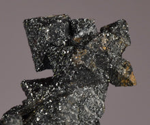 Load image into Gallery viewer, Hematite pseudo. Magnetite from Payun Volcano, Malargue Dept., Mendoza Province, Argentina