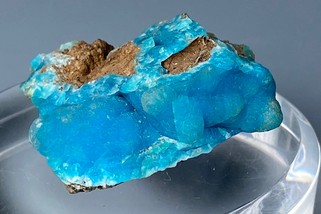 Hemimorphite from Sa Duchessa Mine, South Sardinia Province, Sardinia