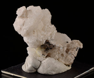 Hydrocerussite from Merehead Quarry, Cranmore, Somerset, England