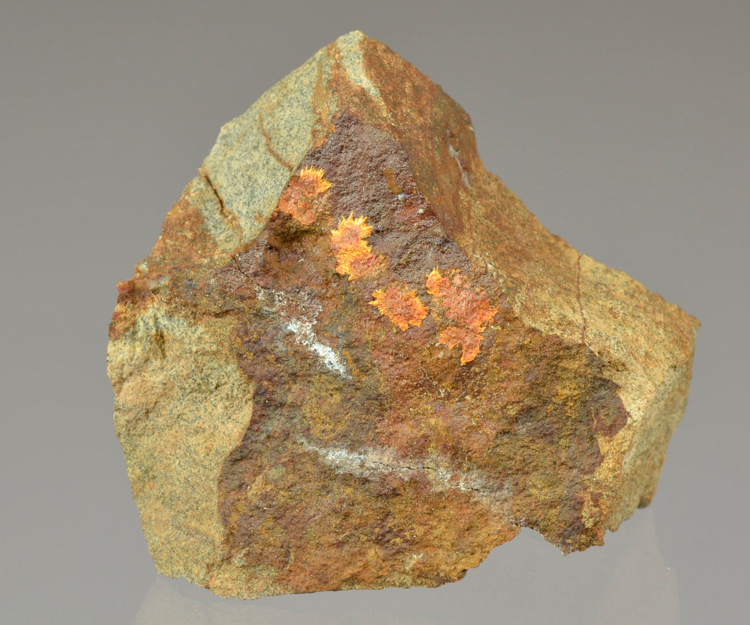 Ludlockite from Veta Negra Mine, Pampa Larga Mining District, near Tierra Amarilla, Chile