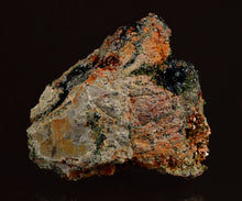 Load image into Gallery viewer, Libethenite from Mutanda Mine, Katanga, Dem.Rep.Congo