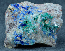 Load image into Gallery viewer, Linarite from Collins Vein, Mammoth Mine, Tiger, Pinal County, Arizona