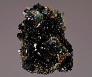 Lazulite from Rapid Creek, Dawson Mining District, Yukon TerritoryCanada,