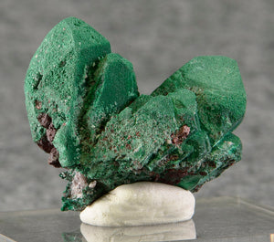 Malachite from Milpillas Mine, Cananea District, Sonora, Mexico