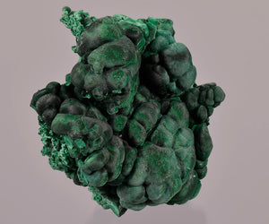 Malachite from Shilu Mine, Guangdong Province, China