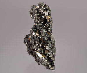 Magnetite from ZCA Mine No.4, 2500' level, Balmat, St. Lawrence Co., New York, USA