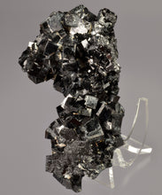 Load image into Gallery viewer, Magnetite from ZCA Mine No. 4, 2500' level, Balmat, St. Lawrence Co., New York, USA