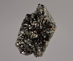 Magnetite from ZCA Mine No. 4, 2500' level, Balmat, St. Lawrence Co., New York, USA