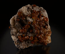 Load image into Gallery viewer, Mimetite var. Campylite from Drygill Mine, Caldbeck Fells, Cumbria, England