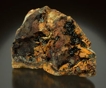Load image into Gallery viewer, Olivenite from Majuba Hill, Pershing Co., Nevada, USA