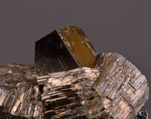 Load image into Gallery viewer, Pyrrhotite from Nikolaevskiy Mine, Dal'negorsk, Far-Eastern Region, Russia