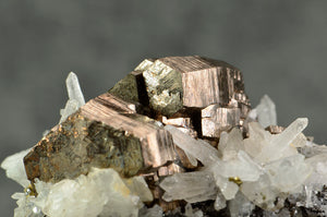 Pyrrhotite from Nikolevski Mine, Dal'negorsk,  Far-Eastern-Region, Russia
