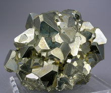 Load image into Gallery viewer, Pyrite from Huanzala Mine, Huanuco Dept., Peru