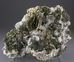 Pyrite from El Solar Mine, Taxco, Guerrero, Mexico
