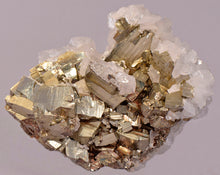 Load image into Gallery viewer, Pyrite from Gjudurska Mine, Zlatograd District, Smolyan Oblast, Bulgaria