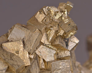 Pyrite from near Syracuse, New York