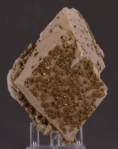 Pyrite from Dal'negorsk, Far-Eastern Region, Russia