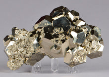 Load image into Gallery viewer, Pyrite from Huanzala Mine, Huanuco Dept. Peru