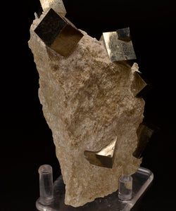 Pyrite from Navajun, La Rioja, Spain