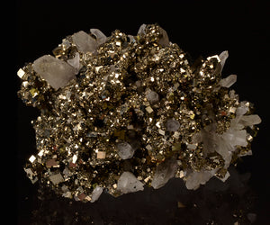 Pyrite from Daye-Fengjianshan Mine, Hubei Province, China