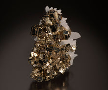 Load image into Gallery viewer, Pyrite from Animon Mine, Huaron Mining District, Cerro de Pasco Dept., Peru