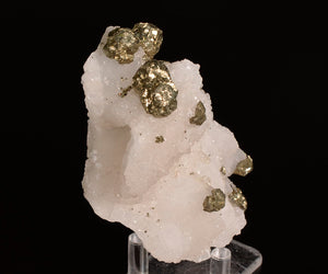 Pyrite from Xiefang Mine, Jiangxi Province, China
