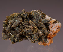 Load image into Gallery viewer, Pyrite pseudo. Pyrrhotite  from Condesa Mine, Santa Eulalia, Chihuahua, Mexico