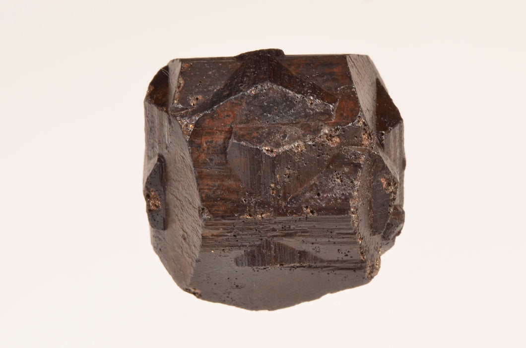 Pyrite var. Iron Cross twin crystal from Gachala, Cundinamarca Department, Colombia