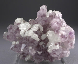 Quartz var. Amethyst from La Cata Mine, Guanajuato, Mexico