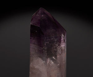 Quartz var. Amethyst from Copperhill Mine, Belstone, Devon, England