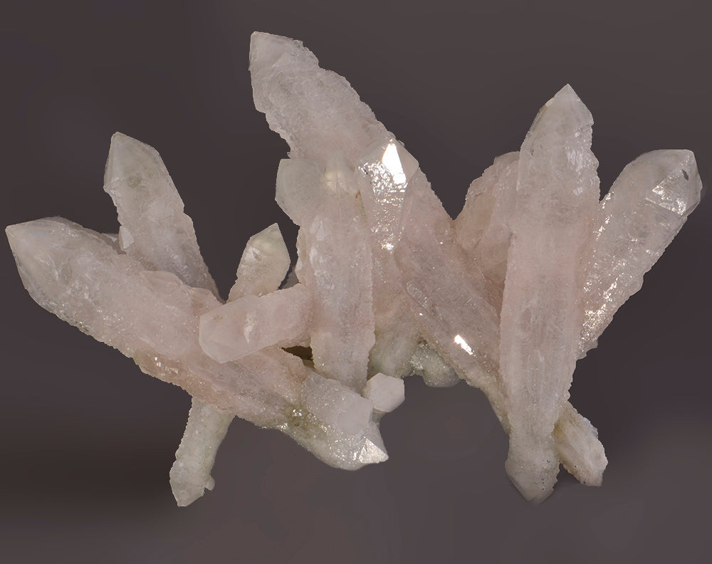Quartz from Huanggang Mine, Inner Mongolia Autonomous Region, China