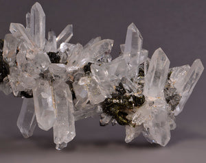 Quartz from Hongxi, Sichuan Province, China