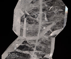 Quartz from South Waziristan,  Pakistan