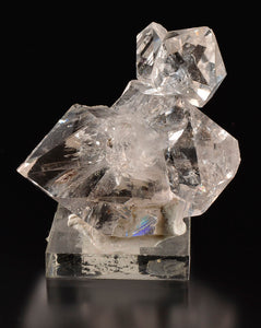 Quartz var. Herkimer Diamond from Middleville, Herkimer Co., USA