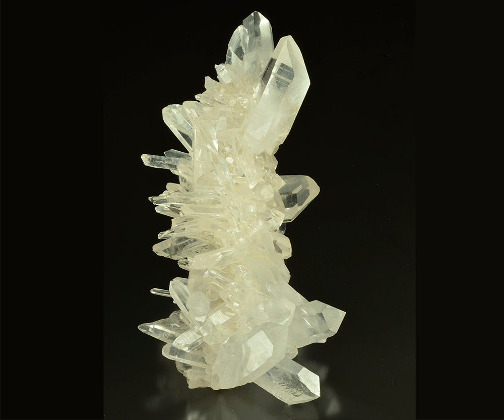 Quartz from Mt. Ida, Montgomery Co., Arkansas, USA