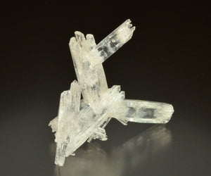Quartz from Jeffrey Quarry, North Little Rock, Pulaski Co., Arkansas, USA