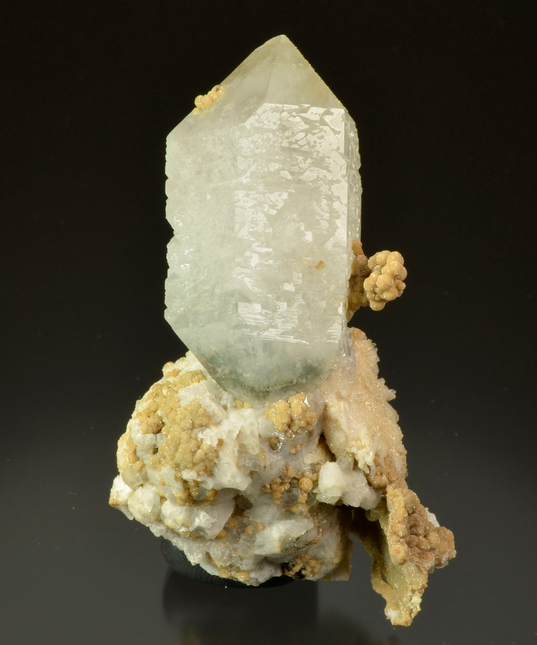 Quartz from Santa Eulalia, Chihuahua, Mexico