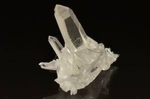 Quartz from Zigras-Mine-Jessieville-Garland-Co-Arkansas-USA