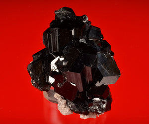 Tourmaline var. Schorl from Omaruru District, Erongo Region, Namibia