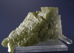 Siderite from Saint-Pierre-de-Message, Vizille, Isere, Rhone-Alpes, France