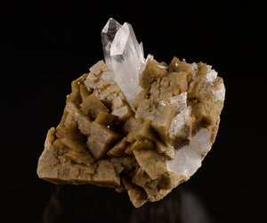 Siderite from Mesage Mine, Vizille, Isere, Rhone-Alpes, France