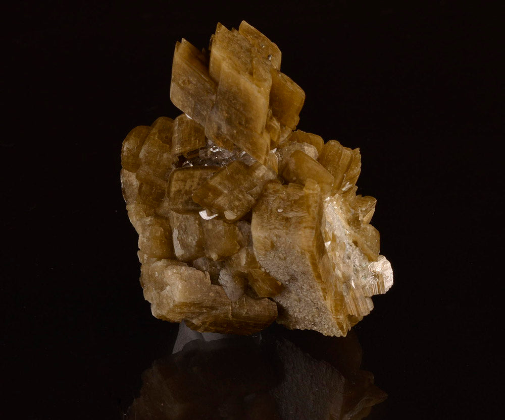 Siderite from Allevard, Isere, Rhone-Alpes, France