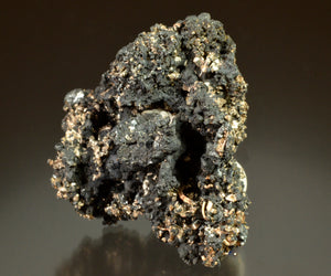 Silver from 66 Line Mine, Lingqiu, Shanxi Province, China