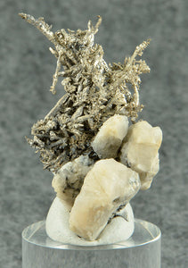 Silver from Batopilas, Chihuahua, Mexico