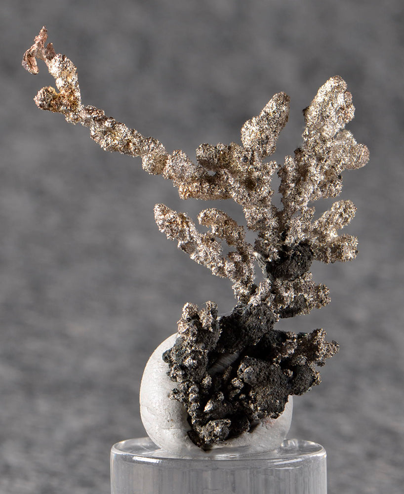 Silver from White Pine Mine, Ontonagon Co., Michigan, USA