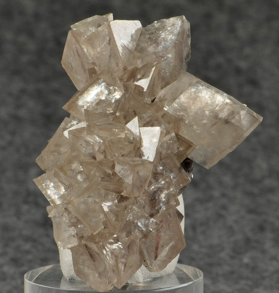 Smithsonite from Berg Aukus,  Namibia