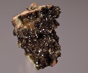 Smithsonite from Touissit, Morocco